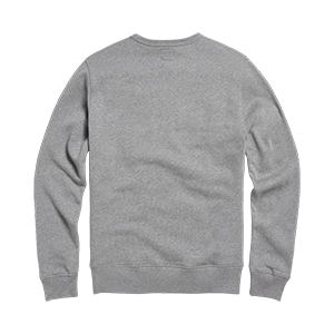 Blackawton Embroidered Logo Sweatshirt Grey Melange
