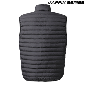 Mens Mid Layer Down Gilet Black