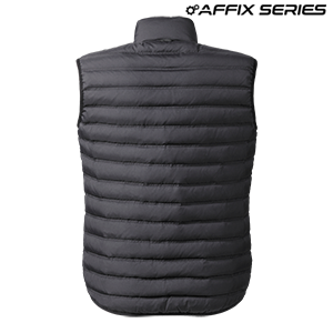 Womens Mid Layer Down Gilet Black