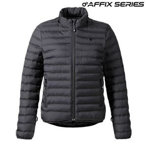 Womens Mid Layer Down Jacket Black