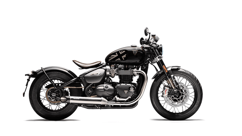 Triumph Bobber TFC cut out